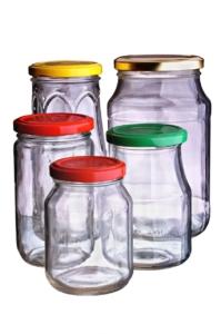 recycling glass jars